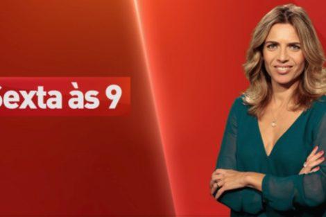 Sexta As 9 Sandra Felgueiras 'Sexta Às 9' Regressa Em Grande E Bate 'Na Corda Bamba'