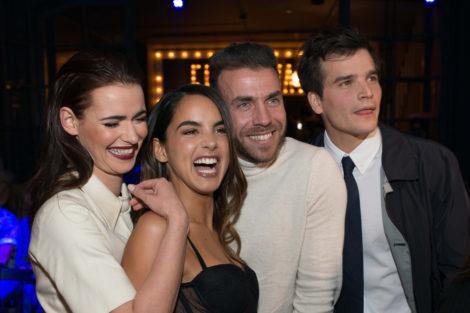 Vidasopostas 'Vidas Opostas' Nomeada Para OsRose D'or Awards 2019