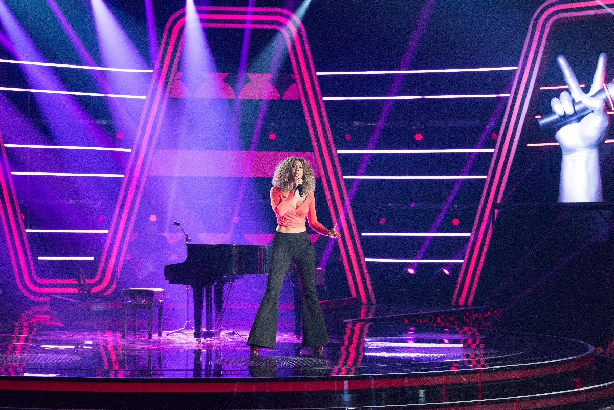 Sofiagracio 1 Concorrente Aplaudida No The Voice Portugal Já Passou Pelo Ídolos E Foi Arrasada