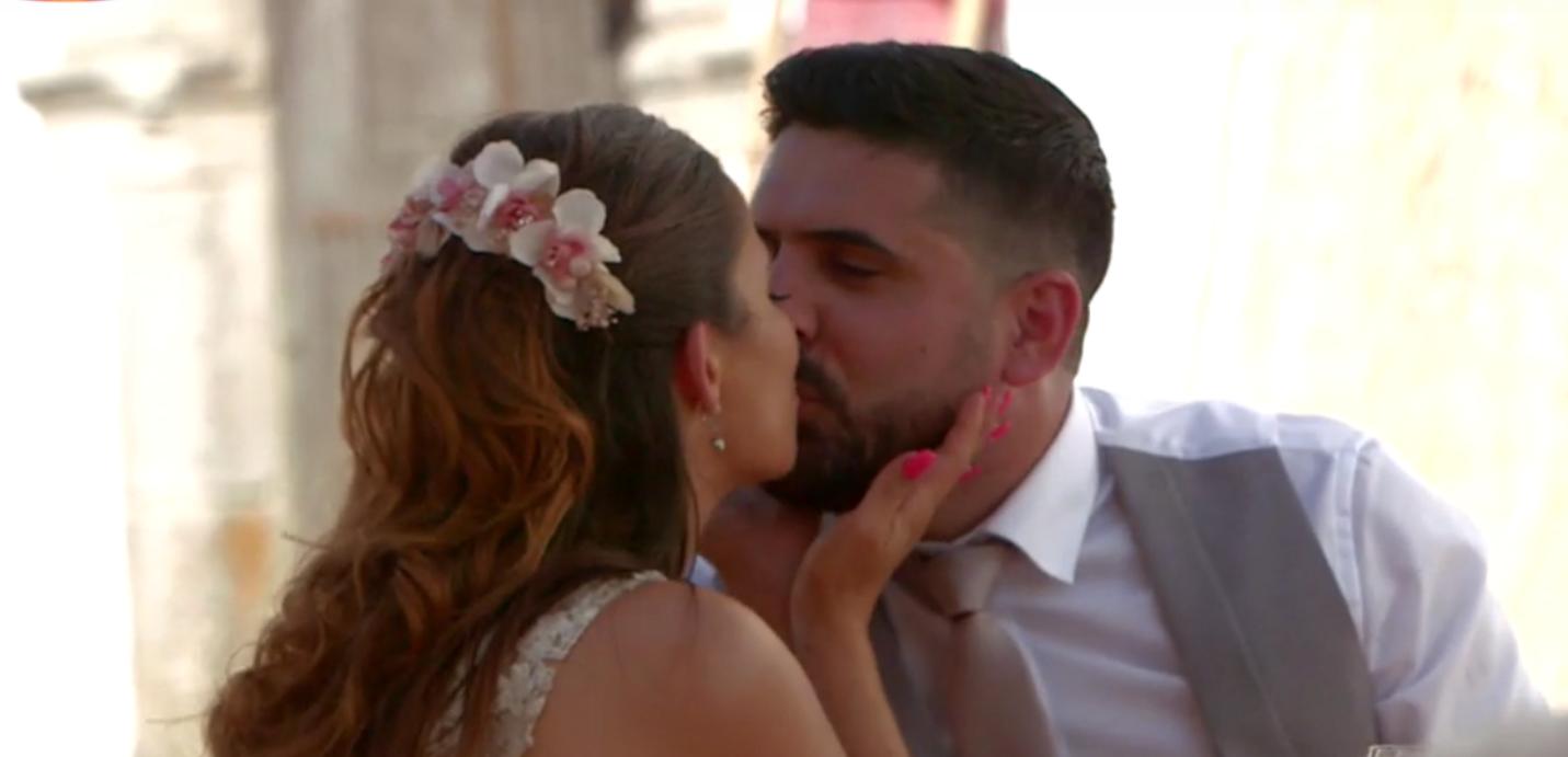 Anabela E Lucas 'Casados À Primeira Vista': Anabela Forçada A Beijar Lucas: &Quot;Aquele Beijo Não Era Preciso&Quot;