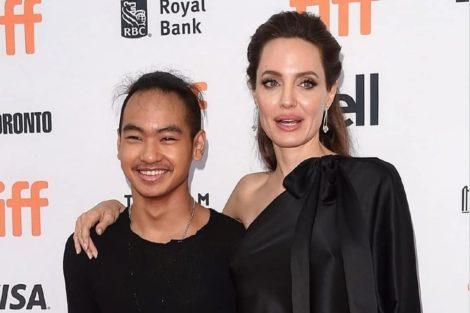 angelina jolie filho Angelina Jolie está orgulhosa do seu filho mais velho