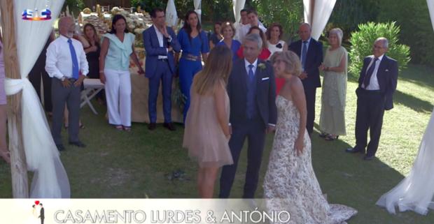 Antonio E Lurdes 'Casados À Primeira Vista': Anabela Forçada A Beijar Lucas: &Quot;Aquele Beijo Não Era Preciso&Quot;