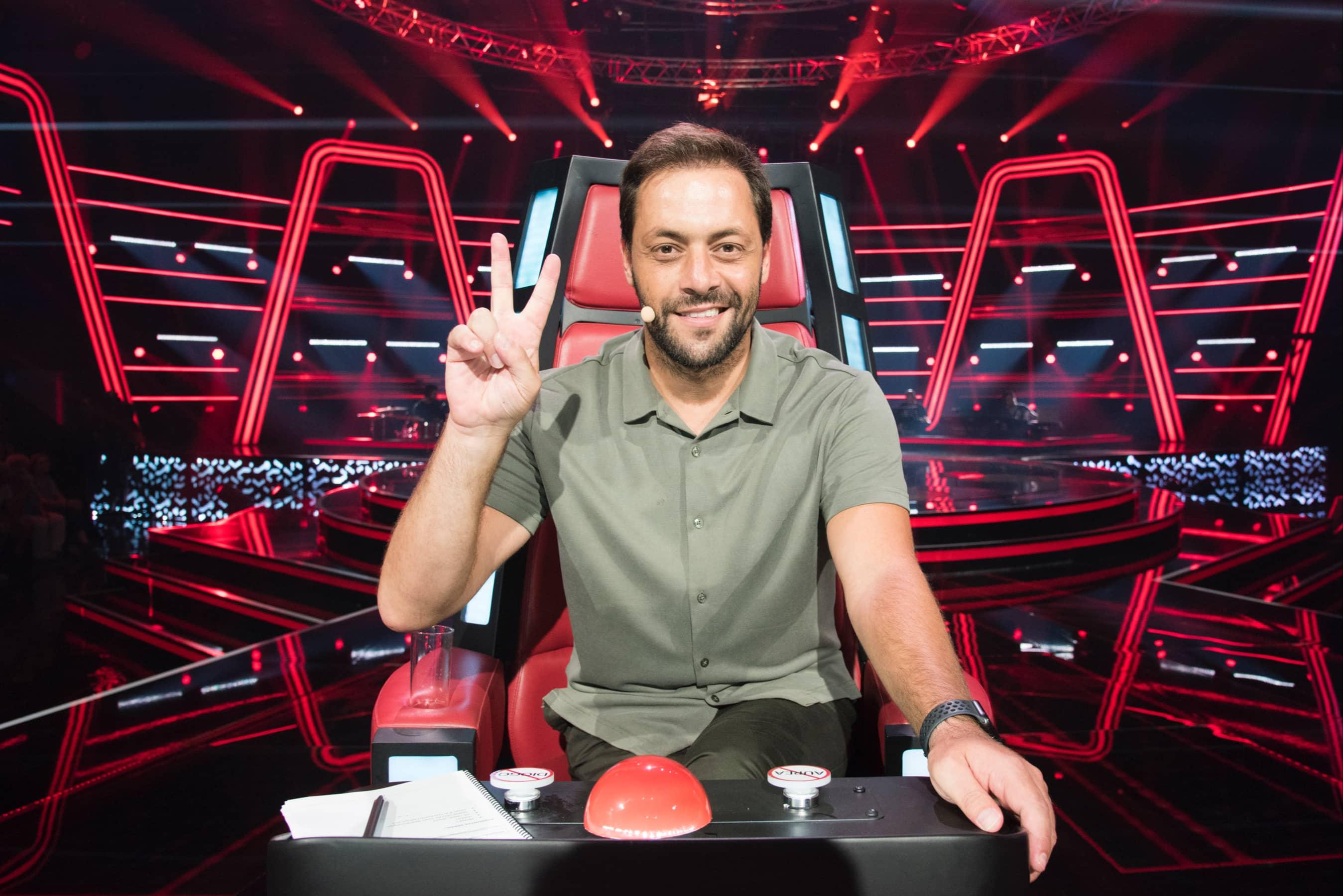 Antonio Zambujo The Voice Portugal 'Monstro De Beja' Era Tio De António Zambujo