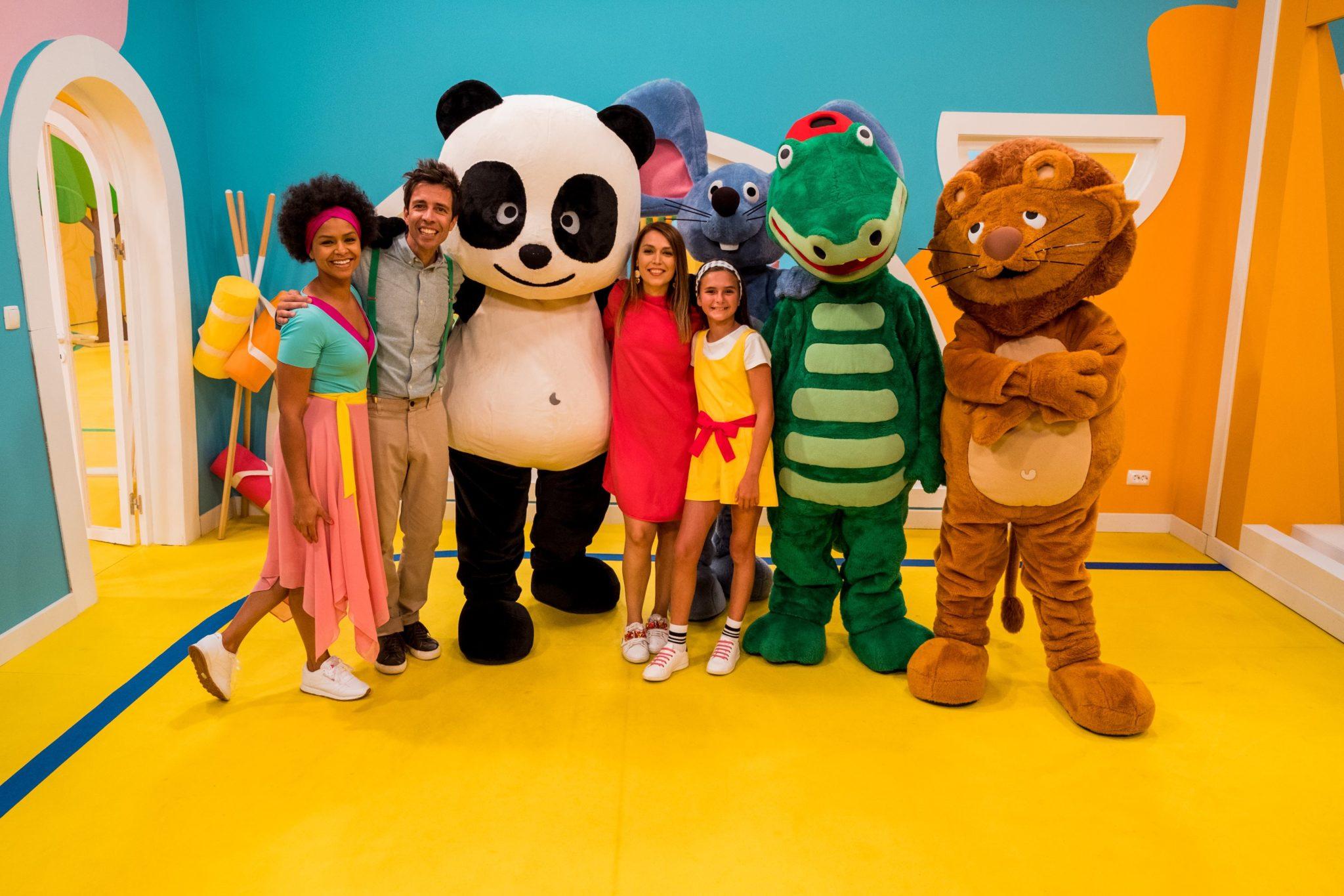 Canal Panda Conheça As Novidades Do Canal Panda