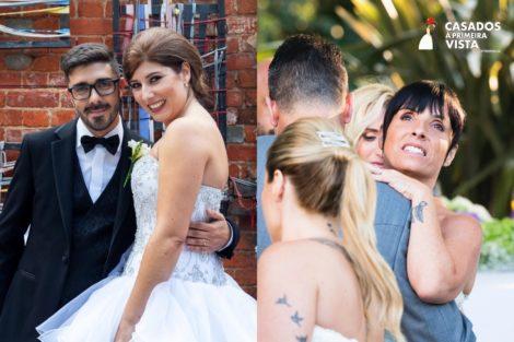 casados 1 Casados à Primeira Vista: As incríveis semelhanças entre Ana Raquel e Sónia Bona