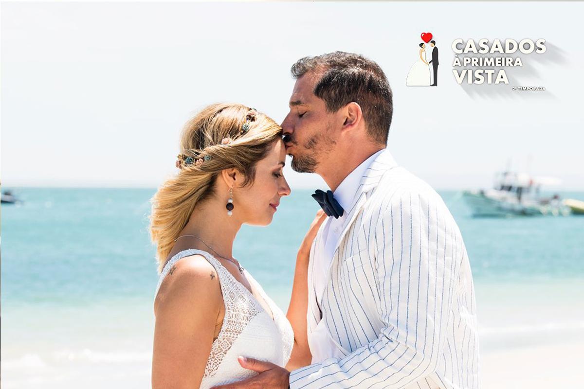 Casados 2 Pedro E Liliana De 'Casados' Já Pensam Em Ter Filhos