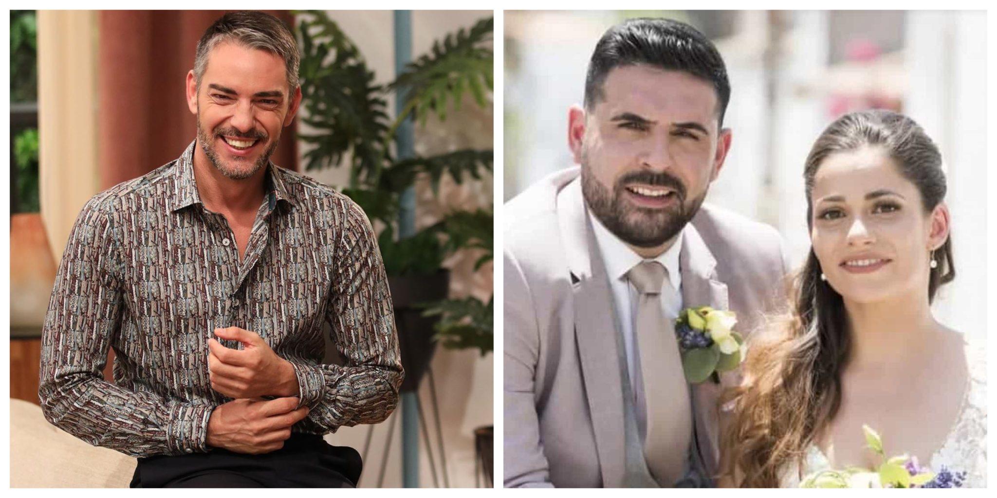 Claudioramos Lucas Anabela 'Casados'. Cláudio Ramos Indignado Com Comentário De Convidada Do Noivo