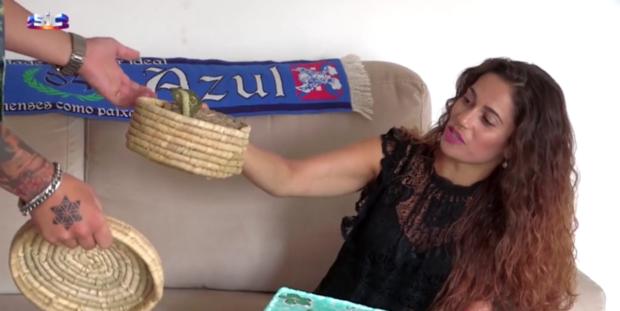 Cobra2 'Casados': Anabela Não Gosta Do Presente Do Marido: &Quot;É Um Presente Envenenado?&Quot;