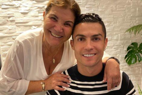 Cristiano Ronaldo E Dolores Aveiro E1569928195874 Dolores Aveiro Deixa Mensagem Emotiva A Cristiano Ronaldo: &Quot;Se A Mãe Amanhã Faltar...&Quot;