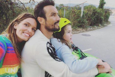 """diana chaves cesar peixoto filha Diana Chaves mostra momento encantador entre César Peixoto e a filha: """"Mimos todos os dias!"""""""
