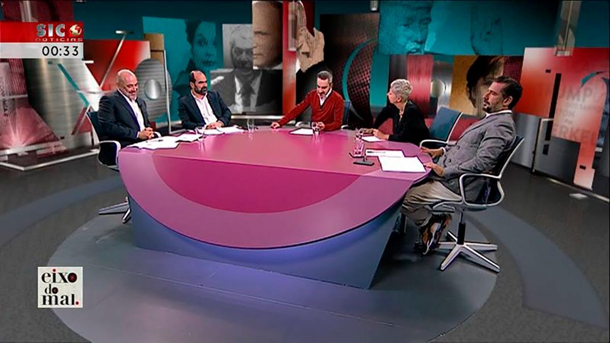 Eixo Do Mal Jornalistas E Comentadores Da Sic 'Atacam' Negócio Cofina/Tvi