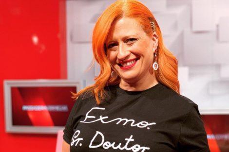 Joana Latino Joana Latino Provoca A Fúria Dos Artistas Após Comentário Polémico Na 'Passadeira'