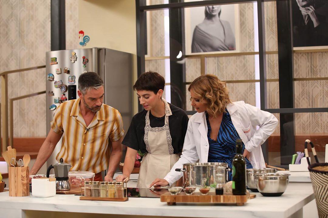 Joanabarrios2 Cristina Ferreira Declara-Se À Sua Cozinheira: &Quot;A Joana É Diferente&Quot;