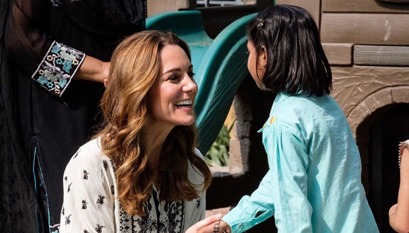 Kate 1 Isabel Ii E Kate Middleton Partilham Doença Incurável