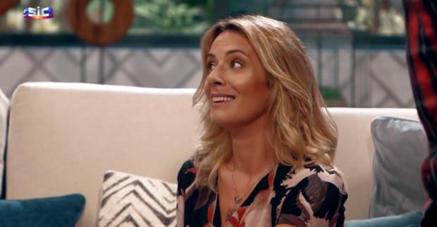 Liliana Liliana De 'Casados' Sente-Se Ameaçada Com Presença De Marta