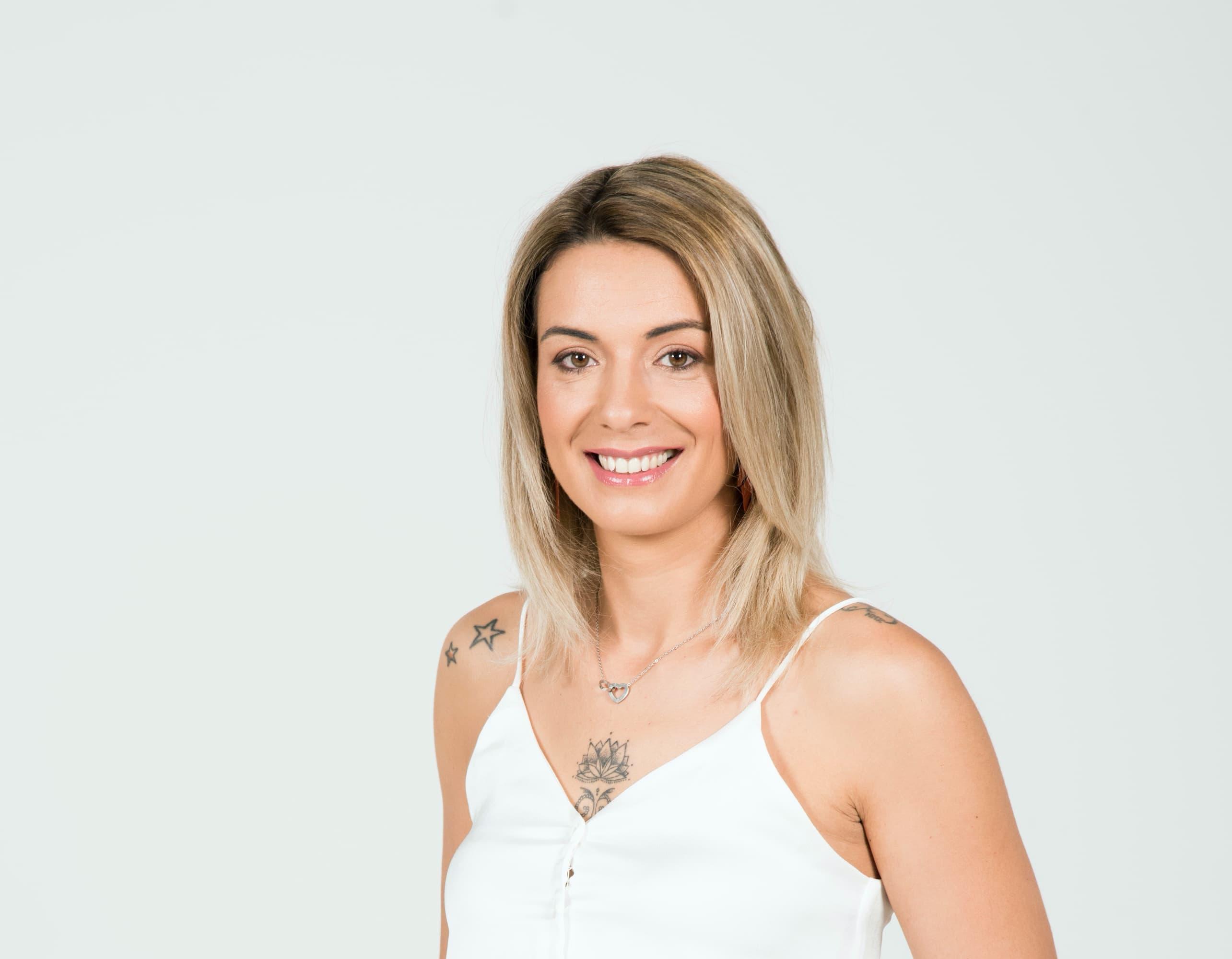 Liliana Casados A Primeira Vista 'Casados À Primeira Vista': Liliana Oliveira Faz Tatuagem Na Virilha E Mostra Ao Pormenor