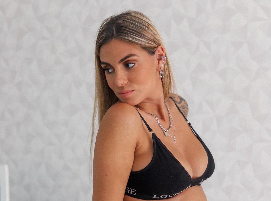 Liliana Filipa Liliana Filipa 'Parte Tudo' Em Lingerie Sexy: &Quot;Que Bomba&Quot;