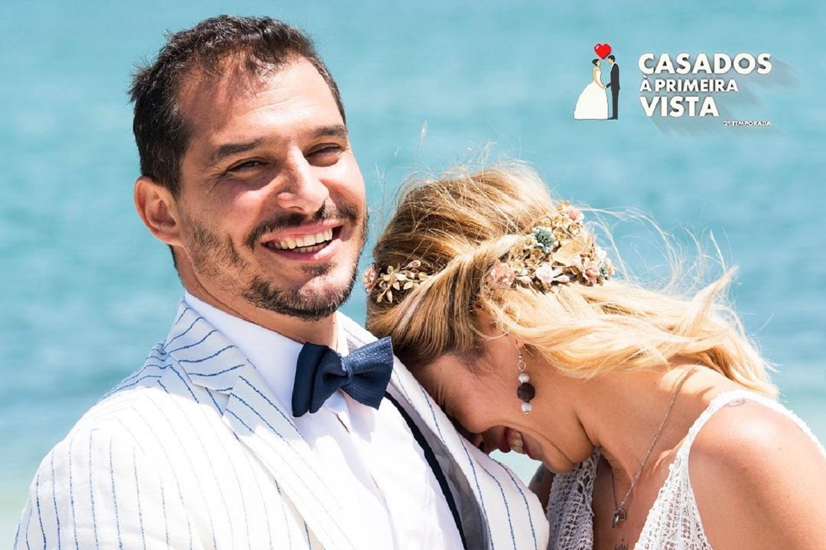 Liliana Pedro Casados A Primeira Vista Sic 'Casados À Primeira Vista'. Casamento De Fachada? A Reação De Liliana