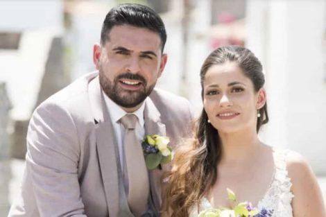 Luan E Anabela Cantor Conhecido No 'Casados À Primeira Vista' Para Assistir Ao Casamento De Lucas