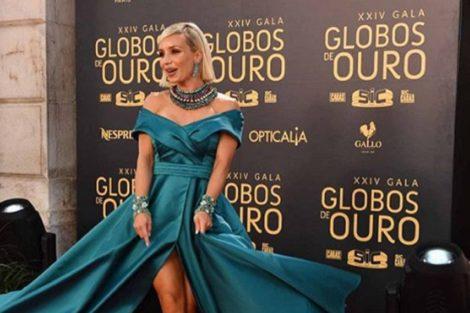 Luciana Abreu Ironia! Painel De Comentadores Do 'Você Na Tv' Quer Globo De Ouro Para Luciana Abreu