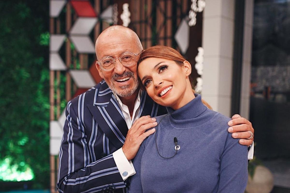 Manuel Luis Goucha Maria Cerqueira Gomes 1 'Você Na Tv' Termina Semana A Liderar Nas Audiências