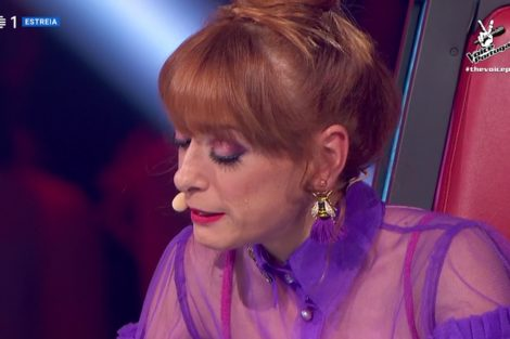 Marisa Liz The Voice Portugal 1 The Voice Portugal. Concorrente Canta Música De Marisa Liz