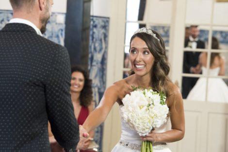 Marta E Luis Marta De 'Casados' Quis Fugir Do Programa Mas Produção Não Deixou