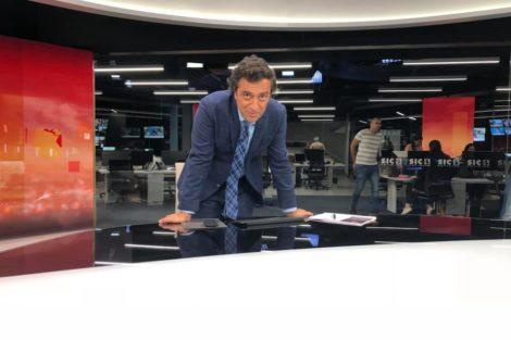 Miguel Ribeiro Pivô Da Sic Está De Regresso Aos Ecrãs &Quot;Três Meses Depois&Quot; De Ser Pai