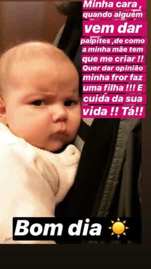Naom 5Db69331Ab234 Alvo De Críticas, Katia Aveiro Responde À Letra