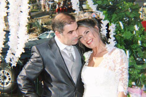Paula Marcelo 2 Paula Marcelo Mostra Fotografias Do Casamento De Sonho