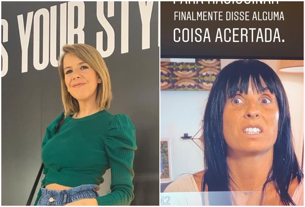 Pipoca Raquel 'Pipoca Mais Doce' Crítica Concorrentes De 'Casados À Primeira Vista'