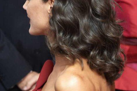 Rainha Letizia 2 Mistério Dos Braços Tonificados Da Rainha Letizia Revelado