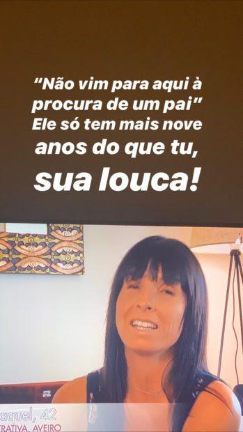 Raquel 'Pipoca Mais Doce' Crítica Concorrentes De 'Casados À Primeira Vista'