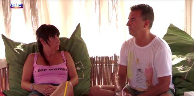 Raquel E Paulo Ana Raquel De 'Casados' Arrasa Paulo: &Quot;Neste Momento Eu Não Quero Um Pai&Quot;