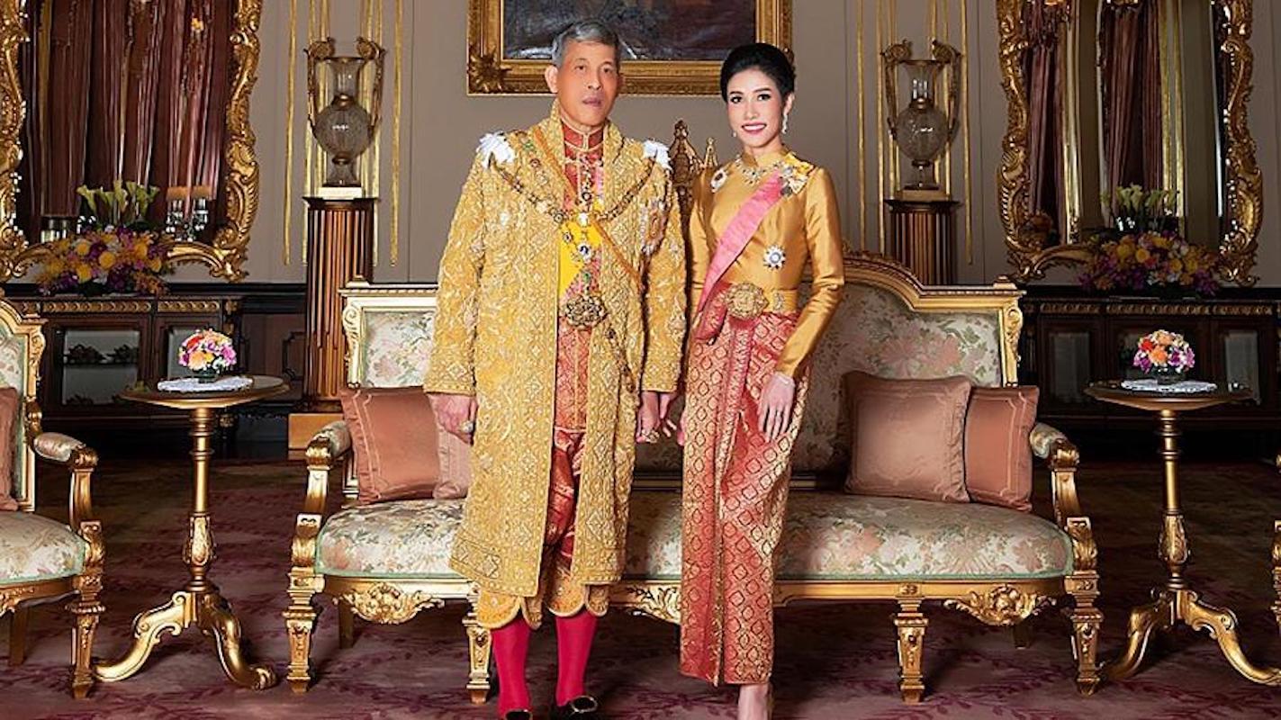 Rei Da Tailandia Maha Vajiralongkorn Rei Da Tailândia Retira Título A Amante