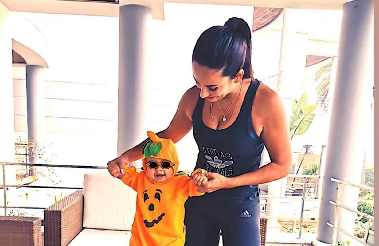 Rita Pereira Filho Lono Rita Pereira Dança Kizomba Com O Filho: &Quot;Faz Bem Ao Corpo E À Mente&Quot;