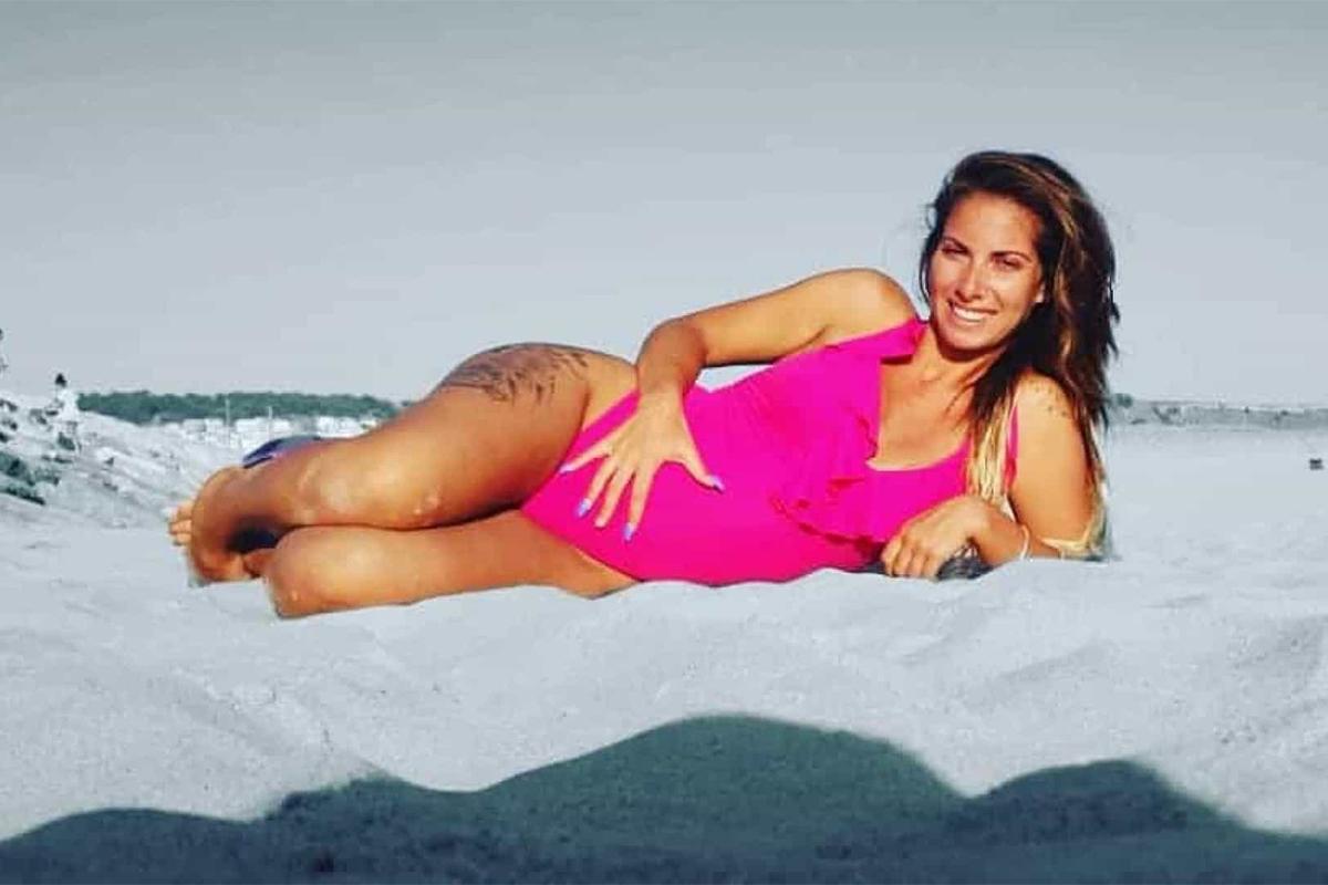 Rita Rosendo Rita Rosendo, Ex-Casa Dos Segredos, Faz Nova Mudança No Visual