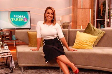 Tania Ribas De Oliveira 2 Tânia Ribas De Oliveira: &Quot;Alguns De Nós Têm De Continuar A Trabalhar&Quot;