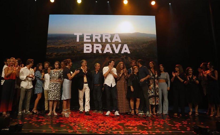 Terrabrava Sic Revela Data De Estreia Da Novela 'Terra Brava'