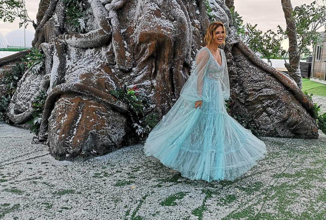 Cristina Ferreira E1574880154485 Cristina Ferreira Arrasa Com Vestido De &Quot;Princesa&Quot;