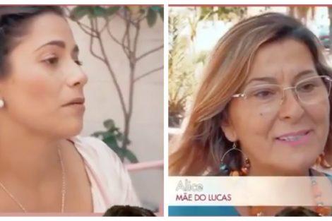 Anabela Mae Lucas Casados 'Casados'. Anabela Não Convence A Sogra: &Quot;Fiquei Muito Decepcionada&Quot;