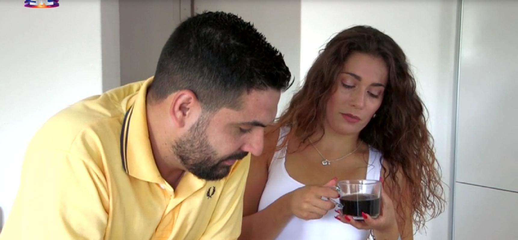 Anabela Lucas 'Casados À Primeira Vista': Lucas Foge De Casa