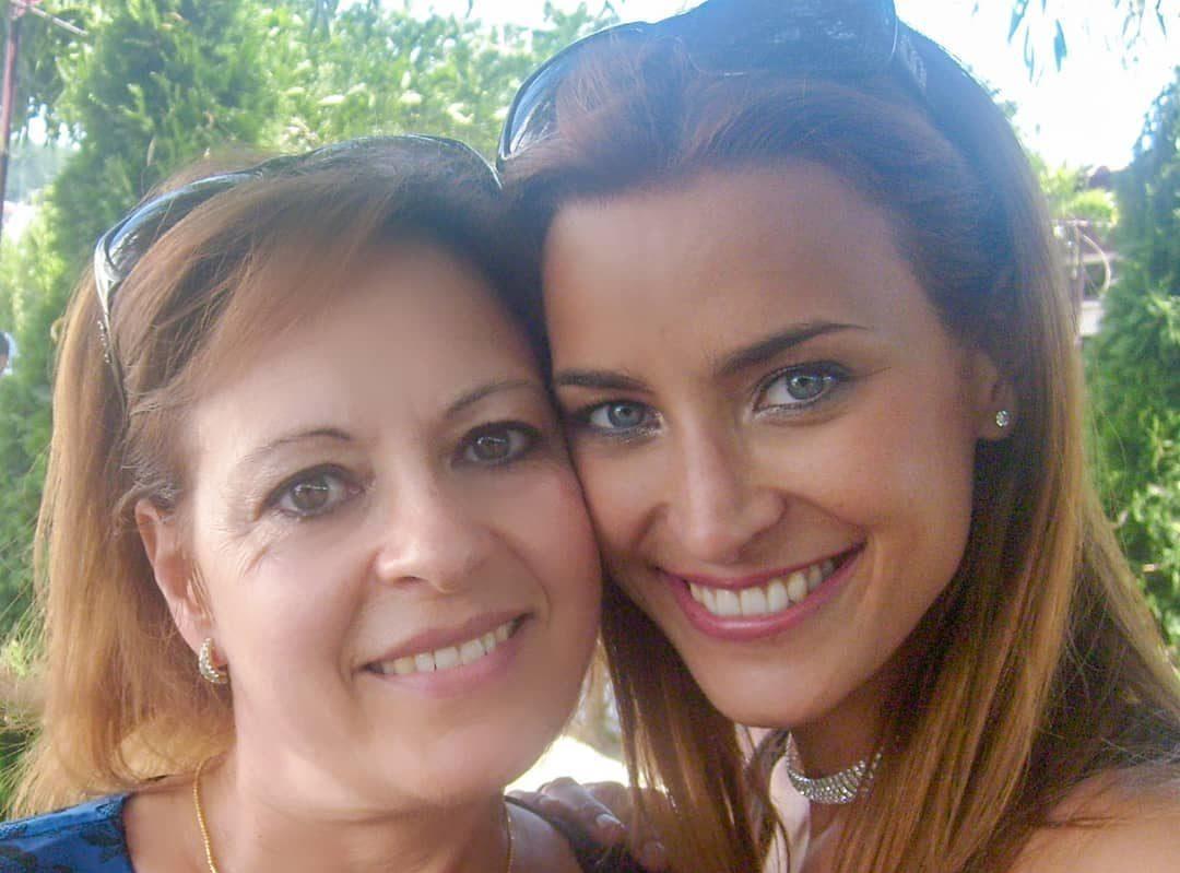Andreia Dinis E1574709339453 Andreia Dinis Faz Homenagem Comovente À Mãe