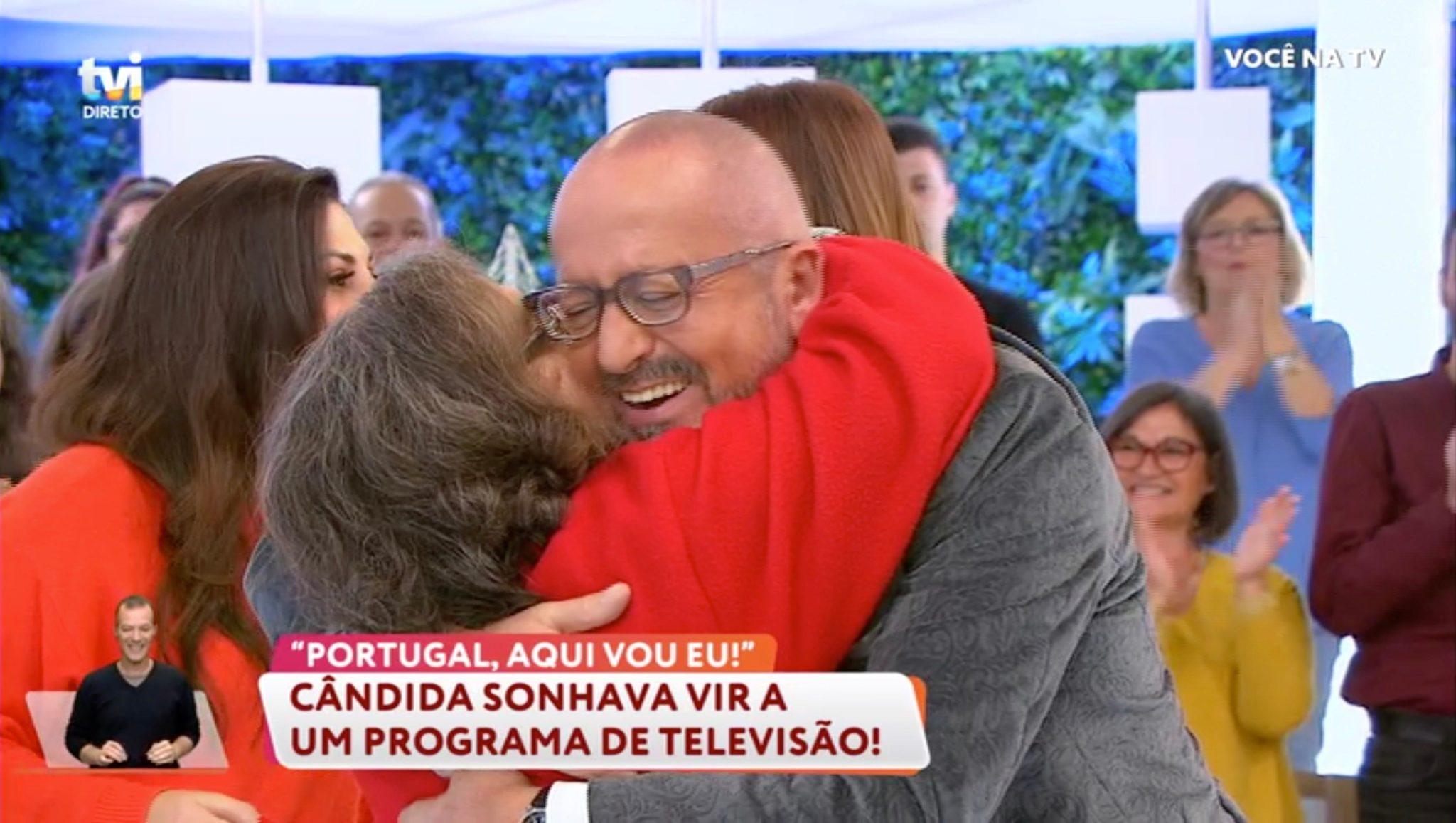 Cândida Goucha Scaled Emocionante! Goucha Oferece Viagem A Convidada Para Ir Passar O Natal Em Família