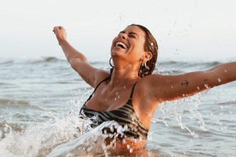 Carolina Loureiro 1 Carolina Loureiro Deixa Fãs De Queixo Caído Com Fotografia Debaixo De Água