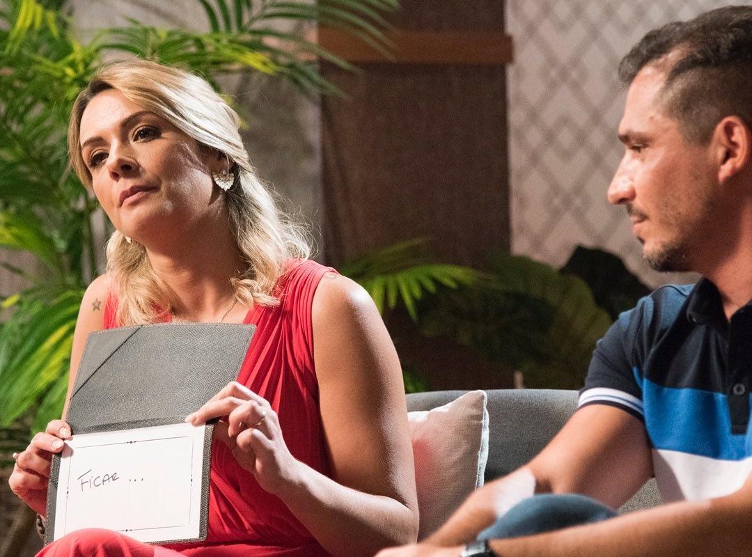 Casados A Primeira Vista Liliana Pedro Descubra A Razão De Pedro E Liliana Terem Abandonado E Voltado Ao 'Casados'