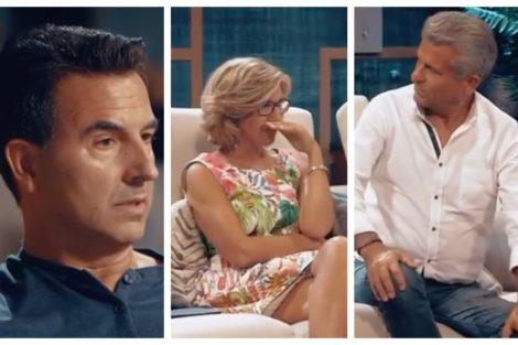 Casados Paulo Lurdes Antonio 'Casados À Primeira Vista' Esmaga Tvi