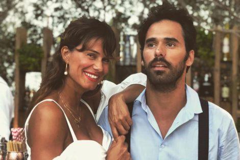 Claudia Vieira Joao Alves As Novas Fotografias Apaixonadas De Cláudia Vieira E O Namorado