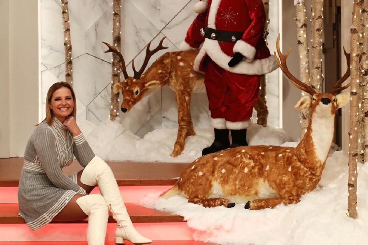 Cristina Ferreira Natal 1 Cristina Ferreira Decora A 'Casa' Com Milhares De Bolas E Luzes De Natal