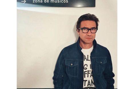 David Fonseca 1 David Fonseca Cancela Concerto Devido A &Quot;Doença Súbita&Quot;